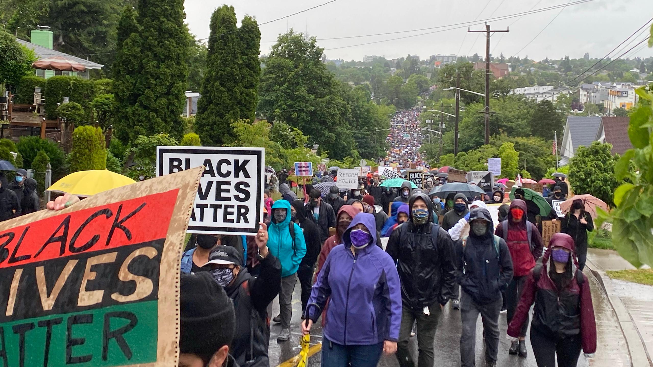 Seattle March