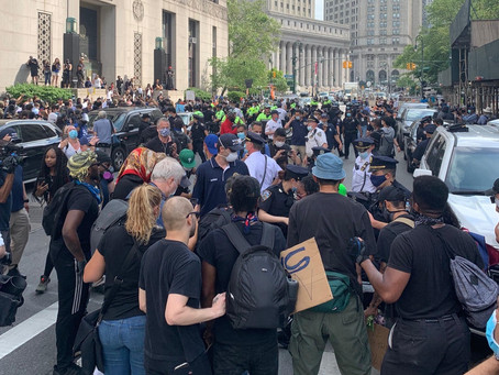 Placation is Not an Option: A Reflection on a NYC Protest 5/29/2020