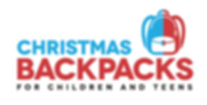 Christmas Backpack Logo