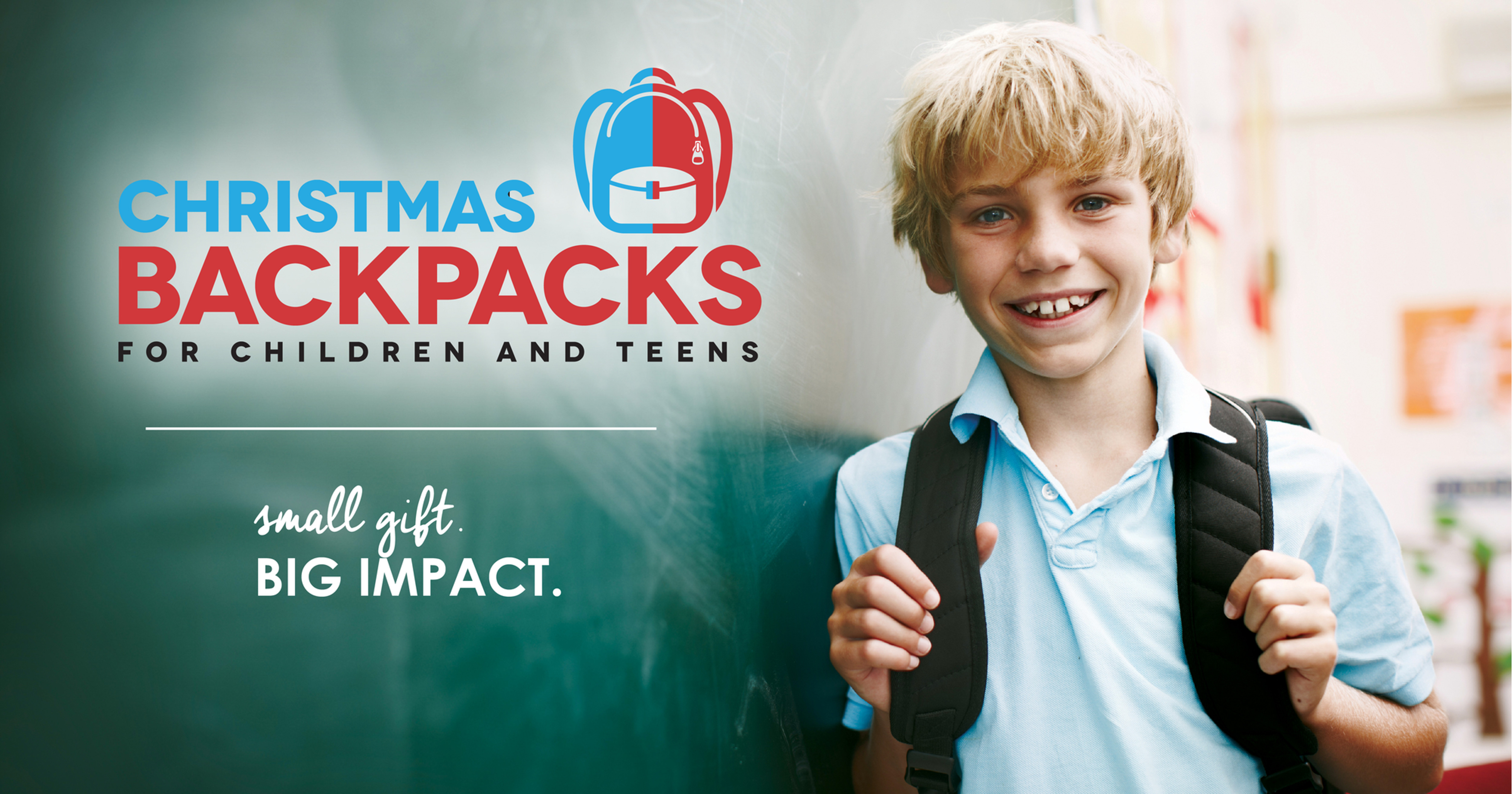 Image result for christmas backpacks for children and teens