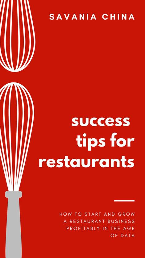 Success Tips for Restaurants