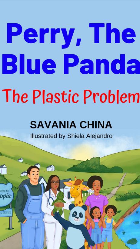 Blue The Panda