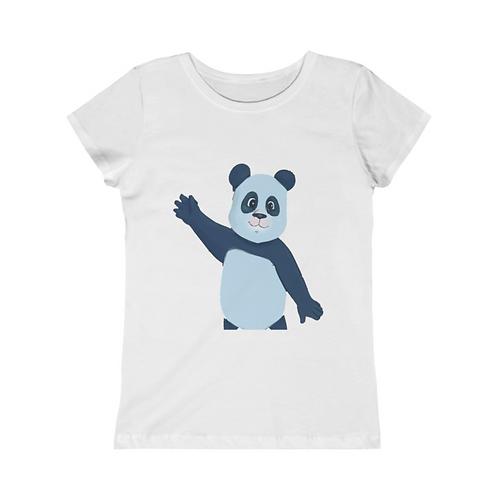 Perry Blue Panda t-shirt
