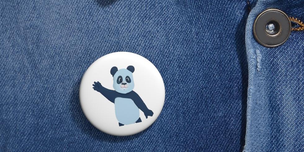 Blue Panda Merchandise Draw