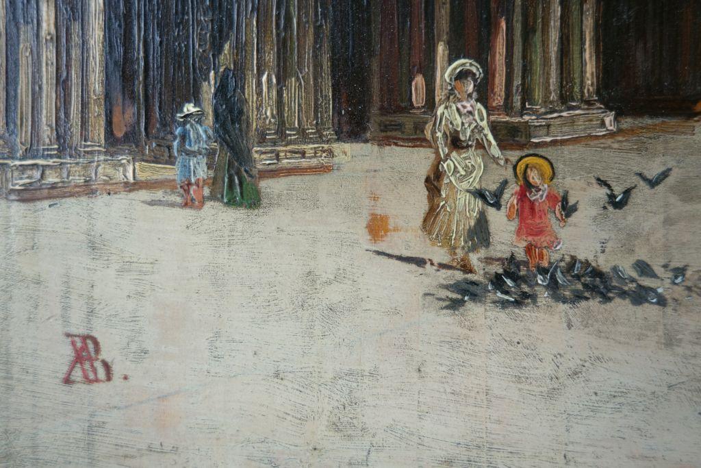 konservering av maleri