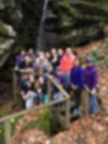 WCU team bonding.jpg
