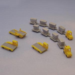 Cargo set I (yellow), € 16