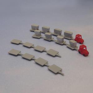 Cargo-Set II (red), € 15