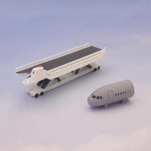 Beluga loader + fuselage, € 21