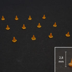12x pylons / cones (orange), € 3.90