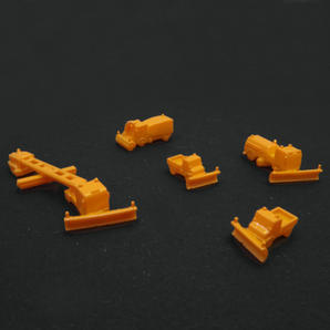 Winter service vehicles (orange), € 15