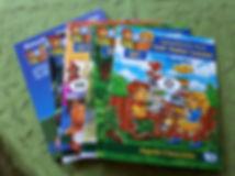 Ich liebe Lesen - niemiecka wersja Kocham Czytać