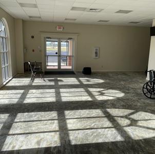 Left Foyer