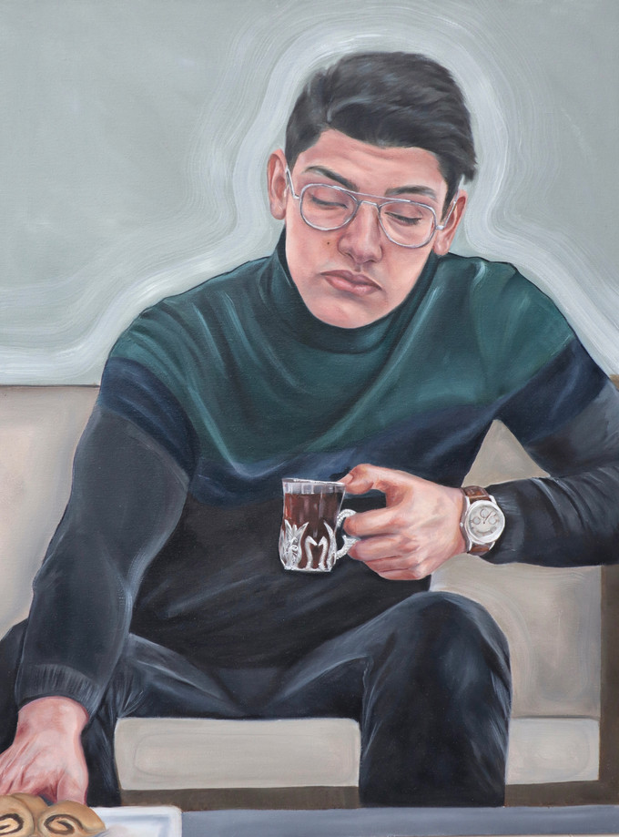 'Kleicha and chai'