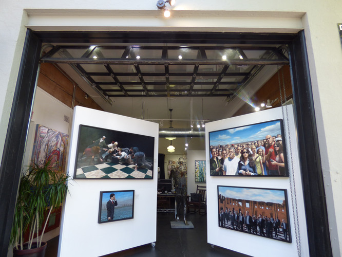 Portland Art Galleries