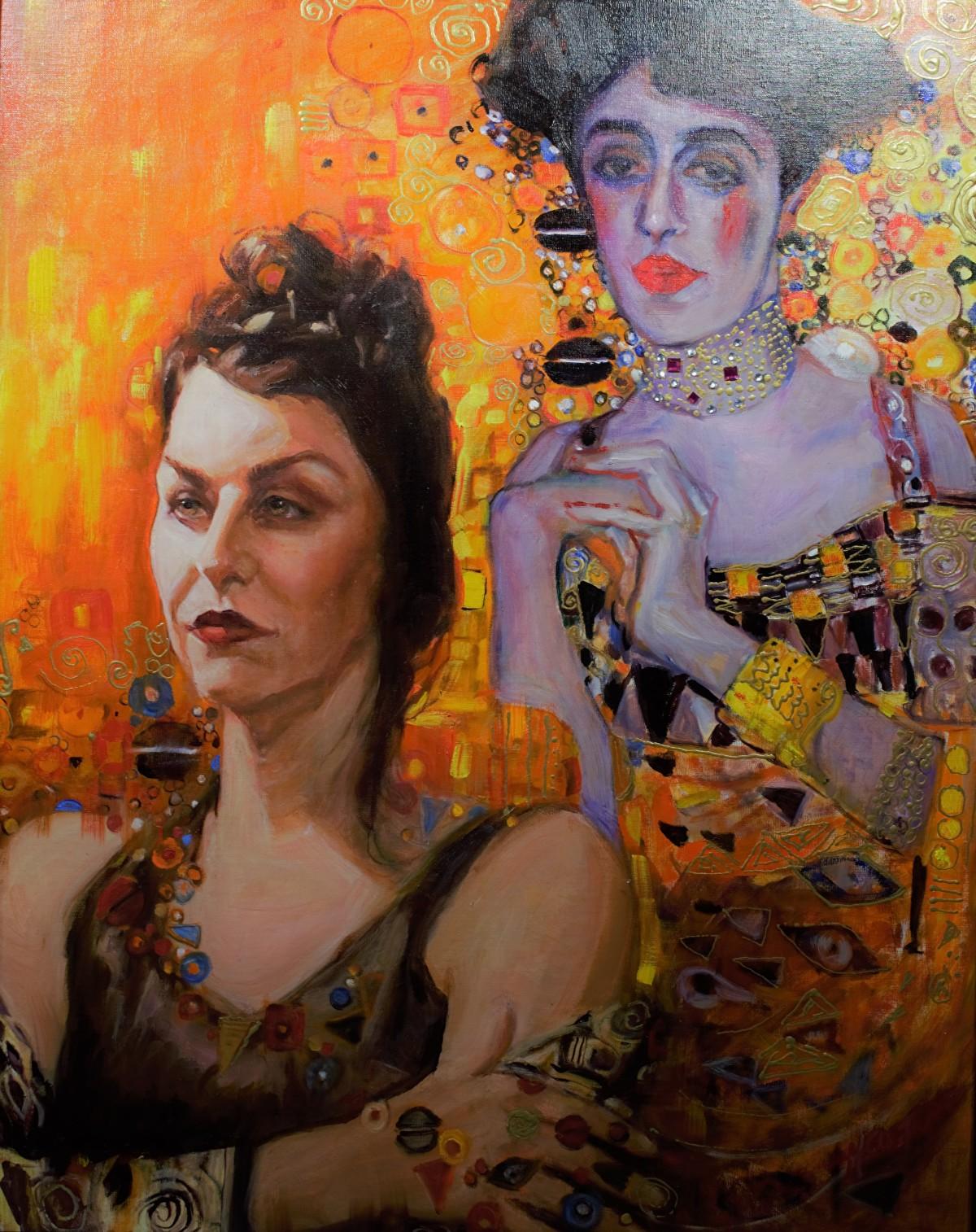 Channeling Klimt