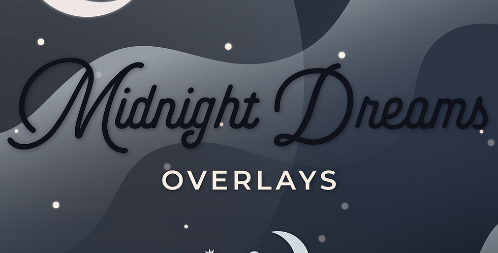Midnight Dreams Overlays