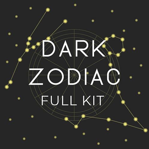 Dark Zodiac Stream Graphics Kit