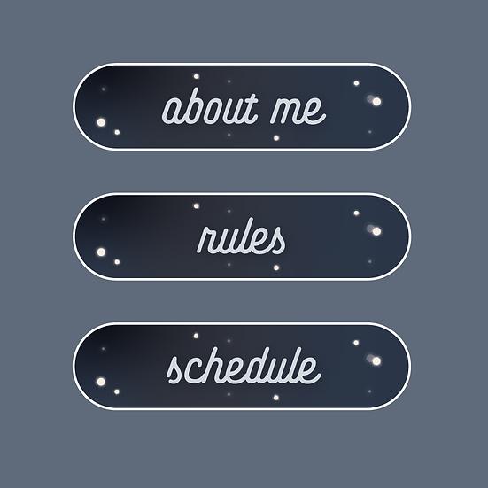 Midnight Dreams Panels