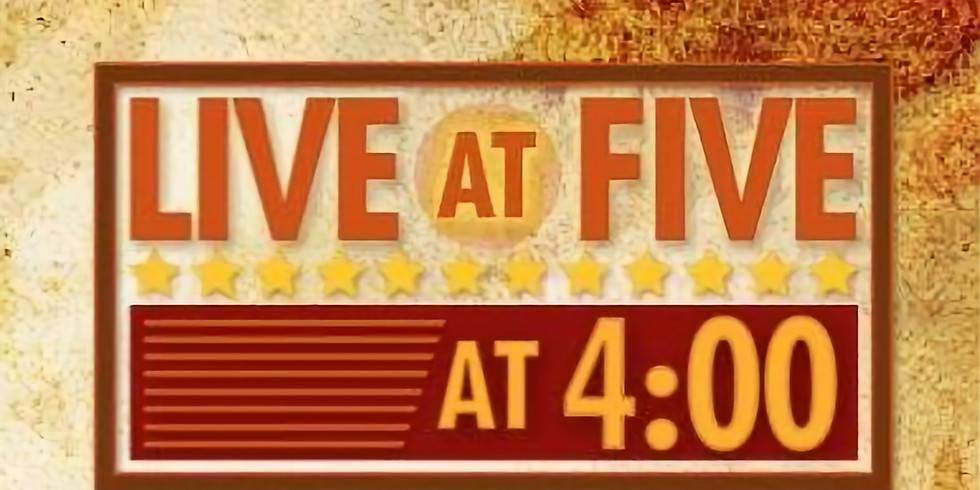 Live at Five at Four