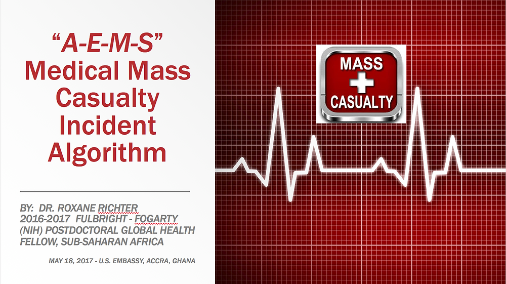 "Download ""AEMS Medical Mass Casualty Incident Algorithm"" Presentation"