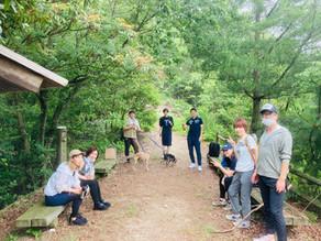 【地域イベント[Vol.1]】ご参加ありがとうございました!【紫雲出山ハイキング&生コーヒー豆焙煎体験&絶品スイーツ】