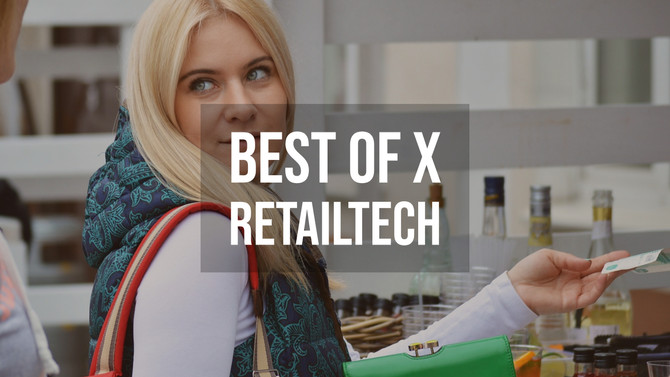 Best of X - Retailtech - Nike to the Innovation Moon & More