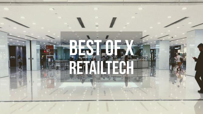 Best of X - Retailtech - Walmart VS. Amazon & MORE