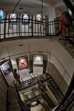 BANKSY Arcul de Triumf Foto- Valentin Ra