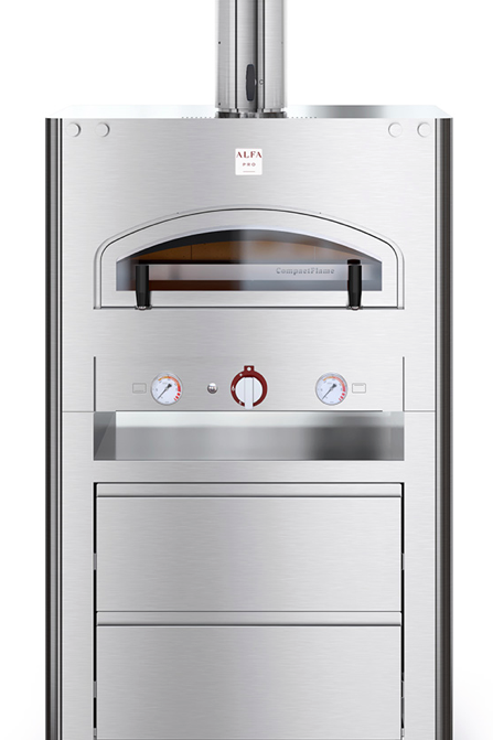 Kitchen-Pizza Oven QUBO90