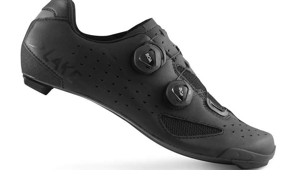 Lake CX238 Road Cycling Shoes - Black