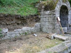Mur demonte