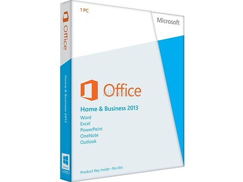 Microsoft Office 2013 Home& Business