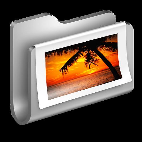 """Fotos & Dateien sichern """"SMALL"""""""