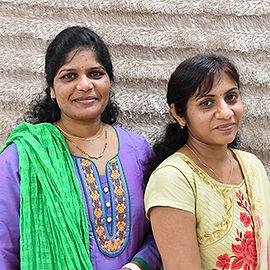 Renuka Rantala - Sreelakshmi Kunapparedd