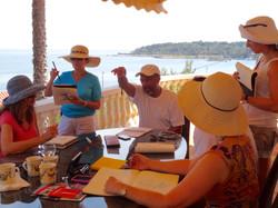 cap Antibes, Provence