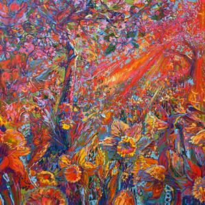 """Weir Farm Series Daffodils """"Spring's Harmonic Joy"""""""