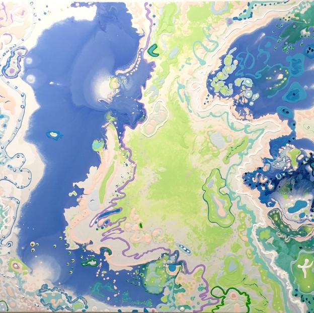 Tidepools  'modelli d'acqua'