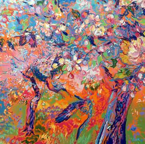 Apple Blossoms Opus 2