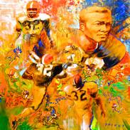 Dmitri Wright Jim Brown SportsCommission