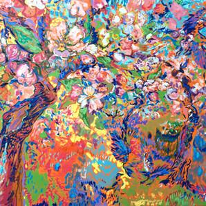 Apple Blossoms WF Opus 1