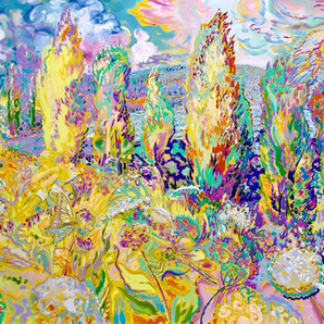 Provencal -Farnese Meadow