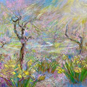 Weir Farm Spring Frost