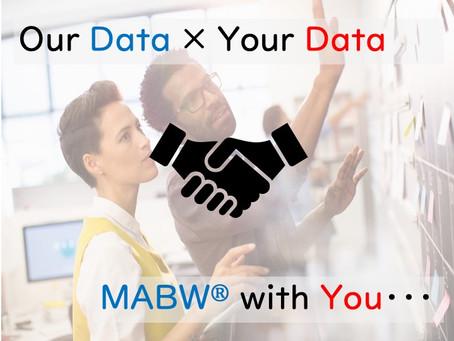 【価値創造】MABW®︎:Measurement for Activity Based Working, with You・・・