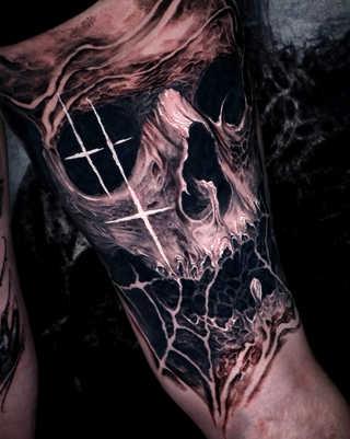 Skull på Michael2.jpg