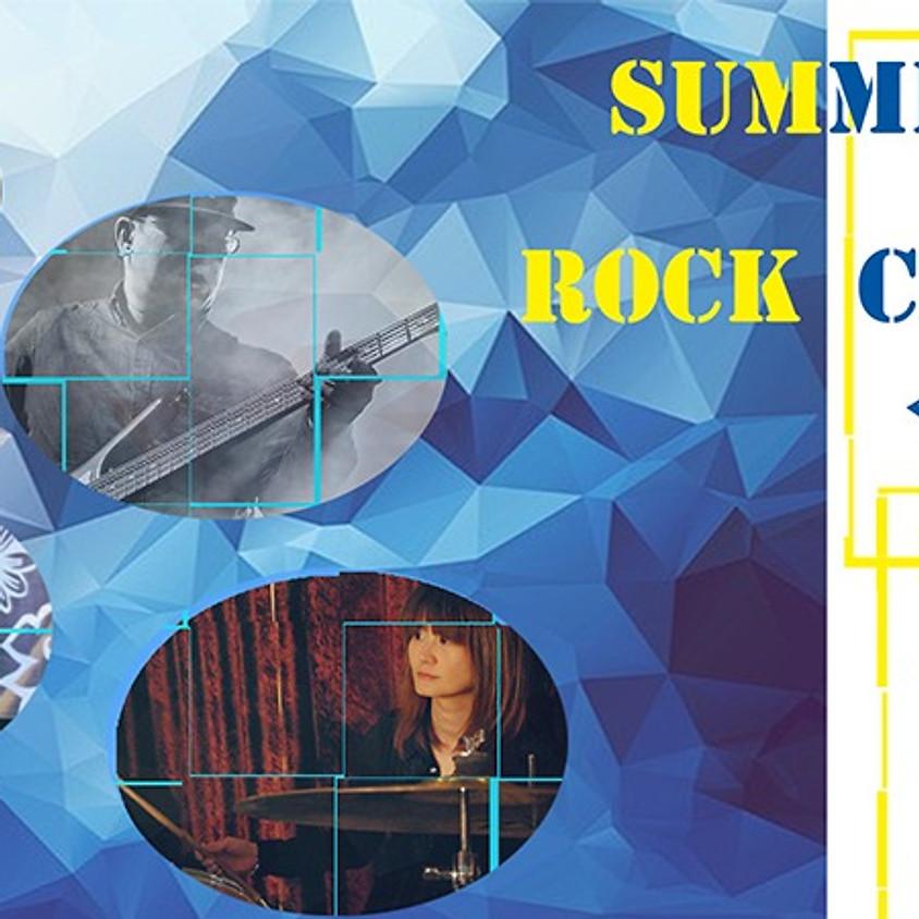 SUMMER ROCK CAMP 講師音樂會 Round 1   Blues