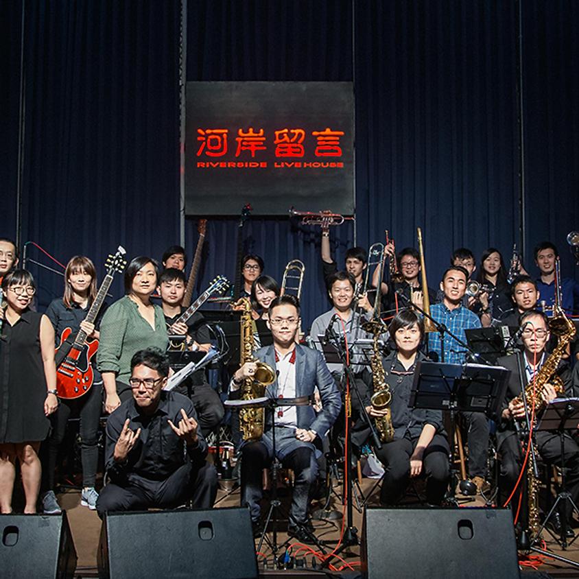 感爵夜現場|台大騷動爵士大樂團 NTU Riot Jazz Orchestra