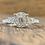 Thumbnail: Round Diamond Ring with Diamond Halo