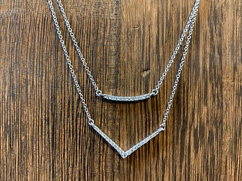 Double Strand WG Necklace
