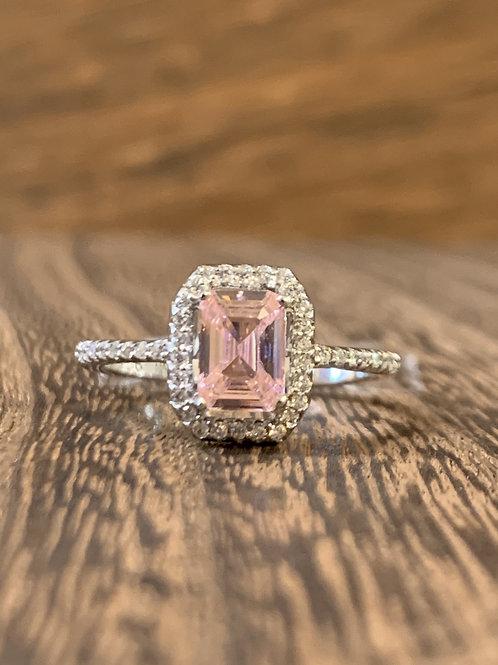 Pink Zircon